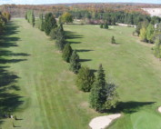 The Course from above