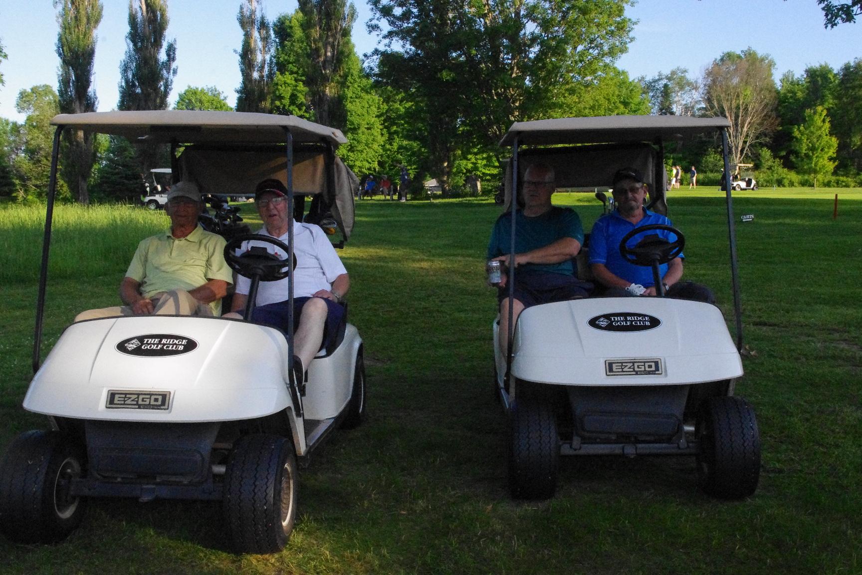 Members in cart